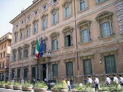 Senato della repubblica for Sede senato italiano