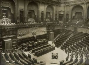 Senato della repubblica for Numero membri camera dei deputati