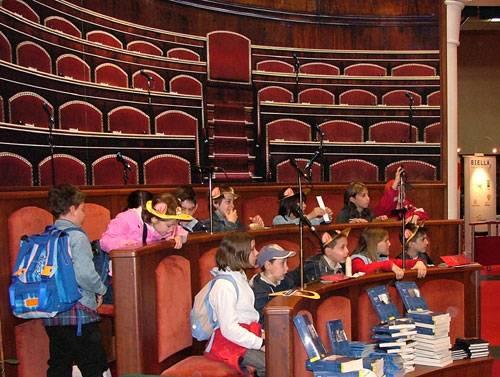 Libreria eventi for Sito senato