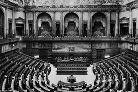 Senato della repubblica for Numero deputati alla camera