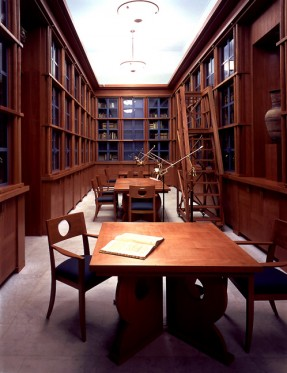 Barbara Goldsmith Rare Book Room
