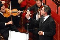 Una immagine del Concerto nell'Aula del Senato