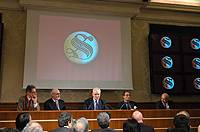 La conferenza stampa del Presidente Pera