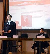 La presentazione del Manuale dei Diritti Umani