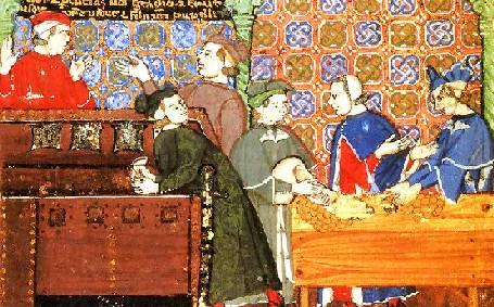 Risultati immagini per famiglie finanza medioevo