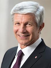 Foto del Senatore Hans BERGER