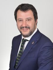 Foto del Senatore Matteo SALVINI